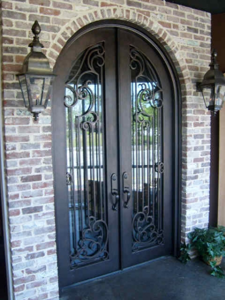 Iron Doors And Wrought Iron Doors In Mobile Al