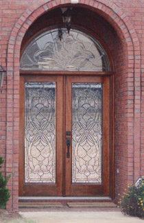Bradford 6'8″ Double Door